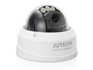 Full HD beveiligingscamera met SONY vari-focale lens