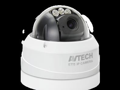 Full HD beveiligingscamera met SONY vari-focale zoomlens