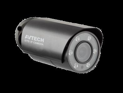 2,5x Full HD beveiligingscamera met SONY vari-focale zoomlens