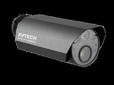 2 MP AVTECH beveiligingscamera met SONY optische zoomlens
