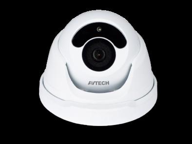 2,5x Full HD beveiligingscamera met SONY vari-focale lens
