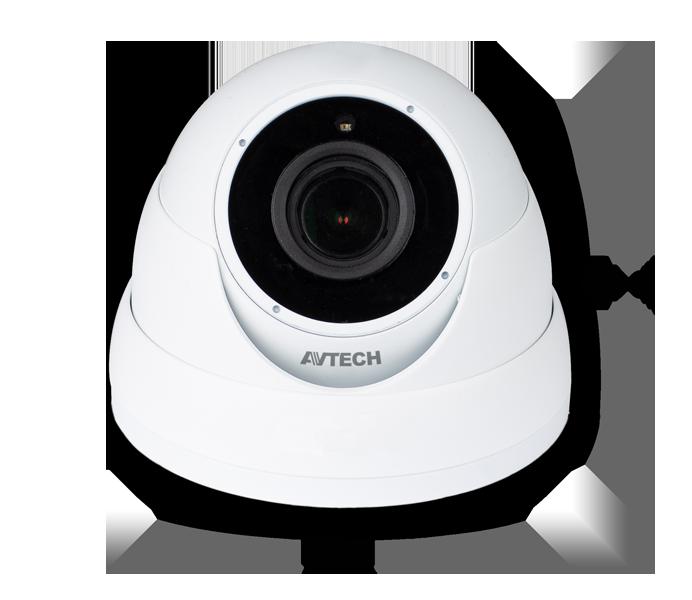 AVtech beveiligingscamera DGM2323 afmetingen