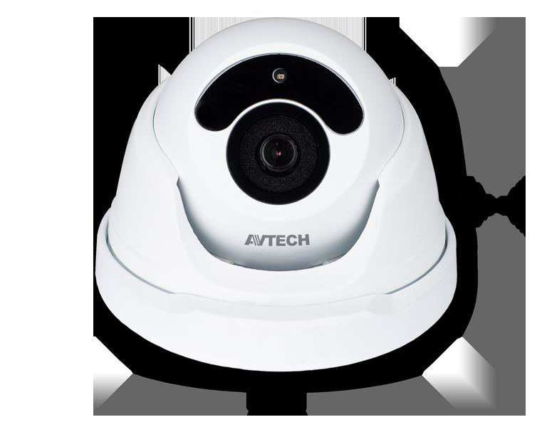 AVtech beveiligingscamera DGM2543 afmetingen